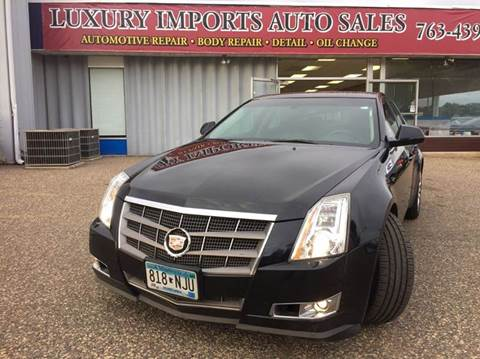 2008 Cadillac CTS for sale in North Branch, MN