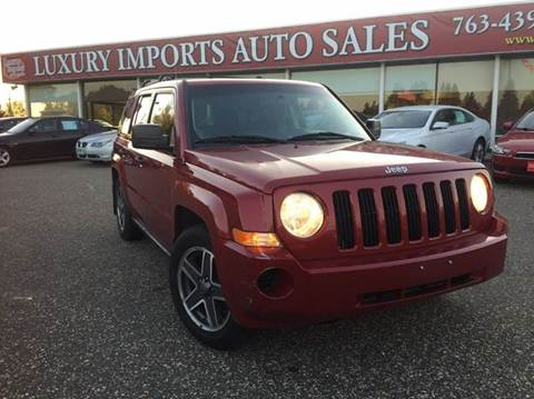 2009 Jeep Patriot for sale in North Branch, MN