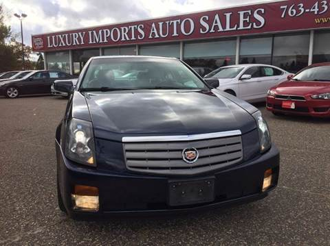 2006 Cadillac CTS for sale in North Branch, MN