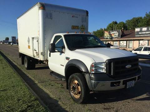 2006 Ford E-450 for sale in North Branch, MN