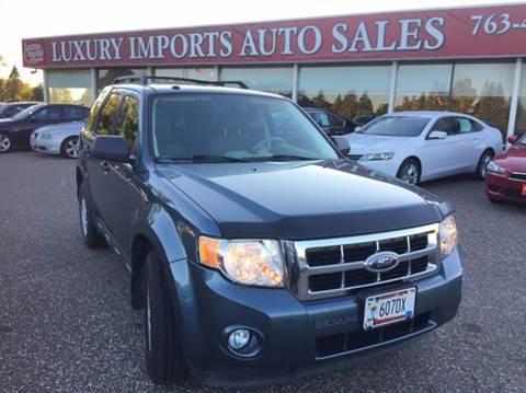 2010 Ford Escape for sale in North Branch, MN