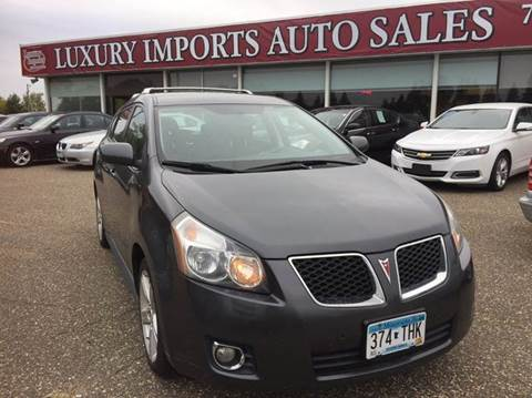 2009 Pontiac Vibe for sale in North Branch, MN