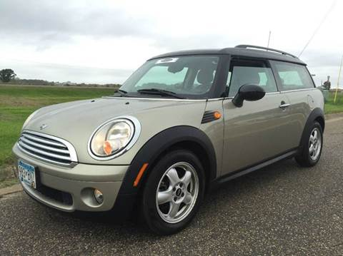 2010 MINI Cooper Clubman for sale in East Bethel, MN