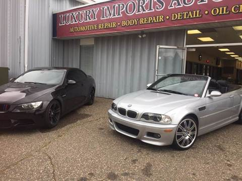 2002 BMW M3 for sale in North Branch, MN