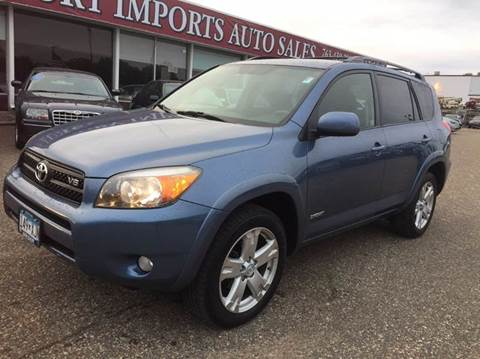 2007 Toyota RAV4 for sale in North Branch, MN
