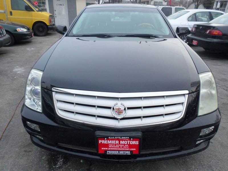 2006 Cadillac Sts V8 Awd V8 4dr Sedan In Milwaukee Wi