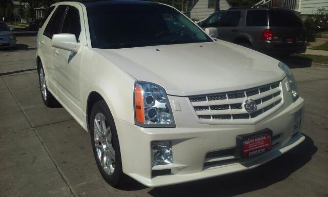 2009 Cadillac Srx Awd V8 4dr Suv In Milwaukee Wi Premier