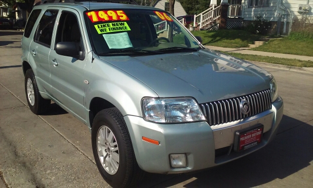 2006 Mercury Mariner Awd Premier 4dr Suv In Milwaukee Wi