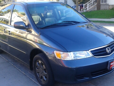 2003 honda odyssey for sale des moines ia. Black Bedroom Furniture Sets. Home Design Ideas