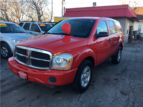 2005 Dodge Durango for sale in Milwaukee, WI