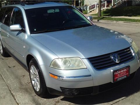 Volkswagen Passat For Sale Milwaukee Wi