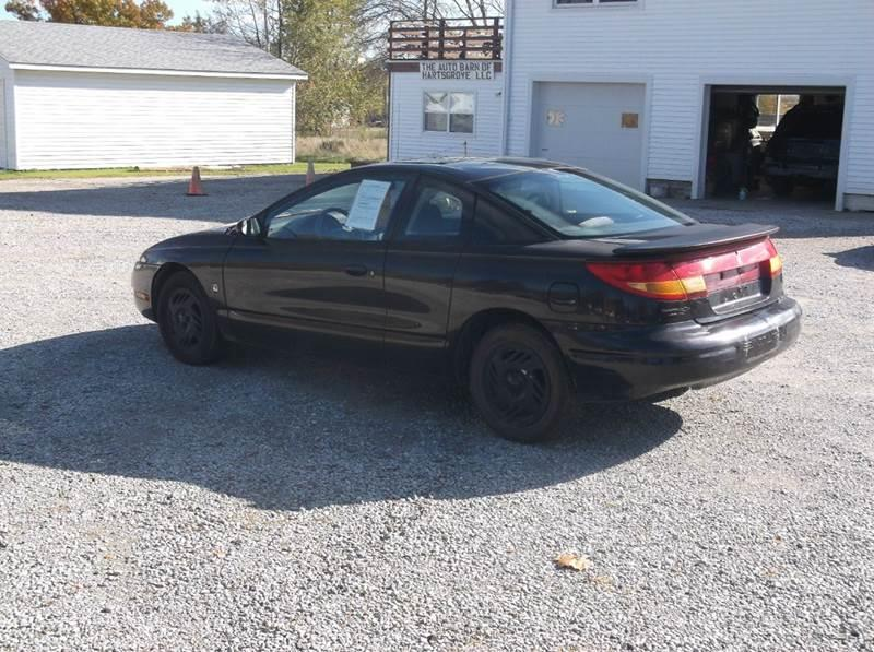 1999 Saturn S-Series SC2 3dr Coupe - Hartsgrove OH