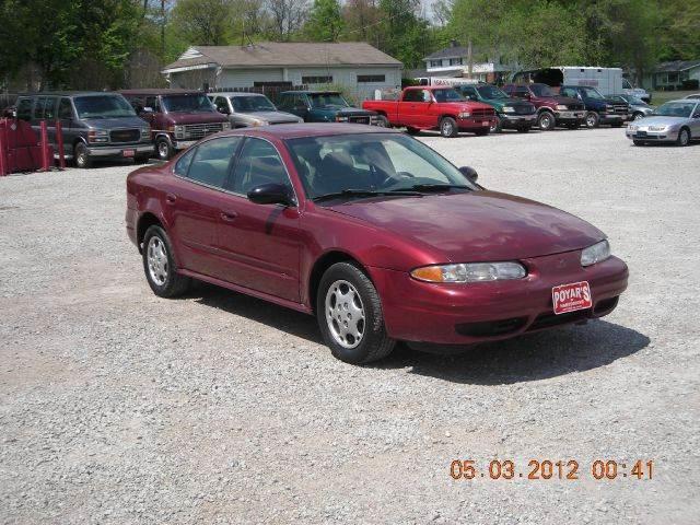 2002 Oldsmobile Alero  - Hartsgrove OH