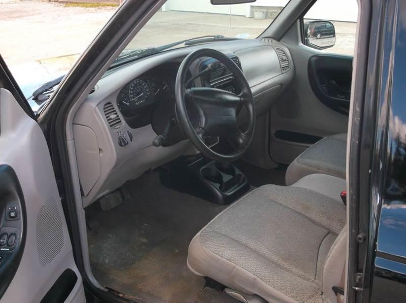 2000 Ford Ranger XLT 2dr Standard Cab SB - Hartsgrove OH
