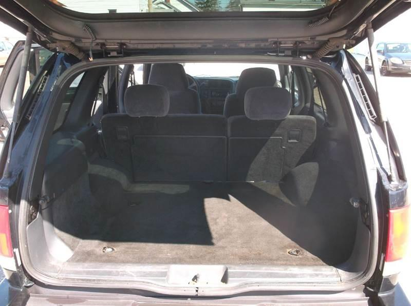 2001 Chevrolet Blazer LS 4WD 4dr SUV - Hartsgrove OH