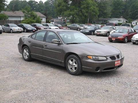 2000 Pontiac Grand Prix for sale in Hartsgrove, OH
