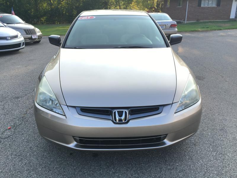 2005 honda accord dx 4dr sedan in fairfield oh dixie automotive imports. Black Bedroom Furniture Sets. Home Design Ideas