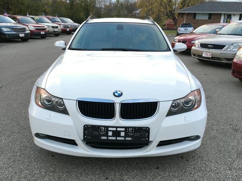 2006 bmw 3 series 325xi awd 4dr wagon in fairfield oh dixie automotive imports. Black Bedroom Furniture Sets. Home Design Ideas