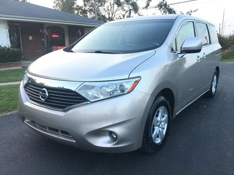2011 Nissan Quest for sale in Fairfield, OH