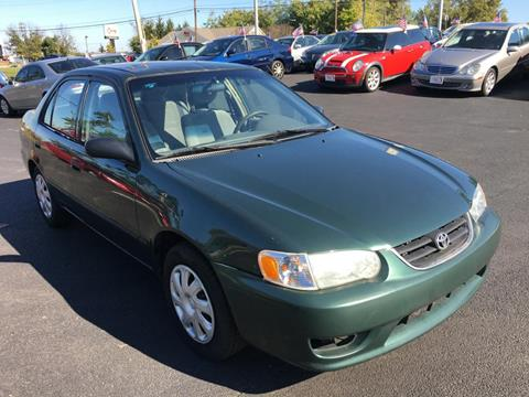 2001 Toyota Corolla for sale in Fairfield, OH