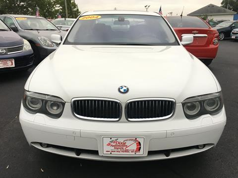 2004 BMW 7 Series for sale in Fairfield, OH