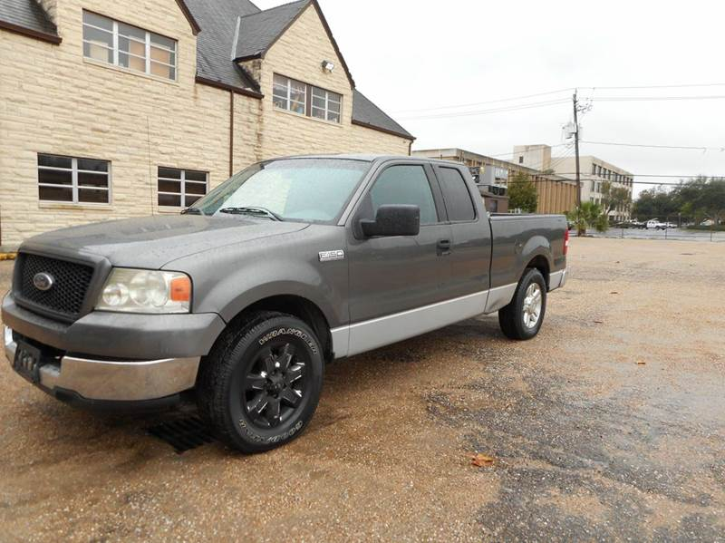 used 2004 ford f 150 fx4 for sale houston tx cargurus. Black Bedroom Furniture Sets. Home Design Ideas