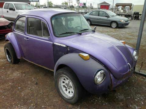1974 Volkswagen Super Beetle for sale in Marlow, OK