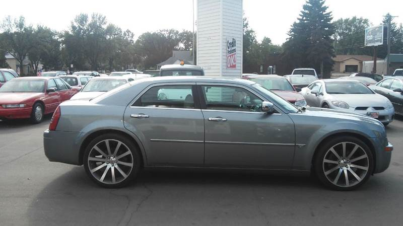 2006 chrysler 300 c 4dr sedan in grand forks nd twin city motors. Cars Review. Best American Auto & Cars Review