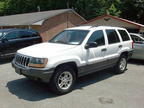 2001 Jeep Grand Cherokee for sale in Rocky Mount, VA