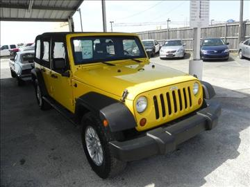 2008 Jeep Wrangler Unlimited for sale in New Braunfels, TX