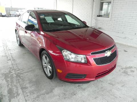 2013 Chevrolet Cruze for sale in New Braunfels, TX