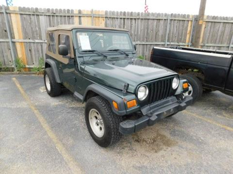 2003 Jeep Wrangler for sale in New Braunfels, TX