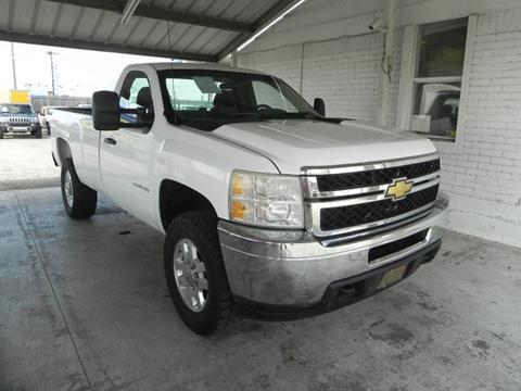 2011 Chevrolet Silverado 2500HD for sale in New Braunfels, TX
