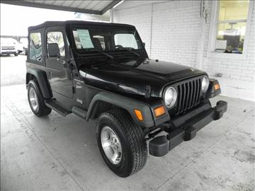 1999 Jeep Wrangler for sale in New Braunfels, TX