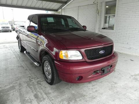2003 Ford F-150 for sale in New Braunfels, TX