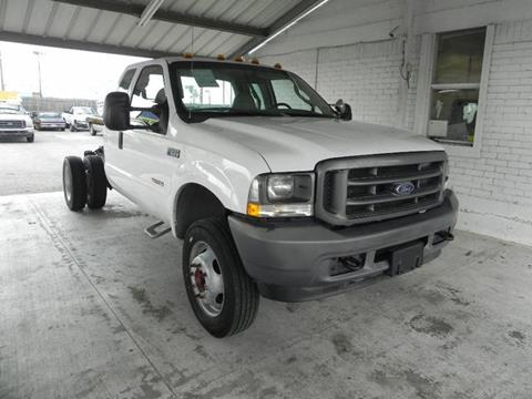 2004 Ford F-550 for sale in New Braunfels, TX