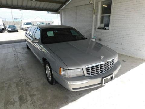 1998 Cadillac Deville Professional for sale in New Braunfels, TX