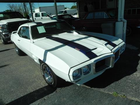 1969 Pontiac Trans Am for sale in New Braunfels, TX