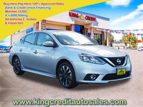 2016 Nissan Sentra for sale in Thornton, CO