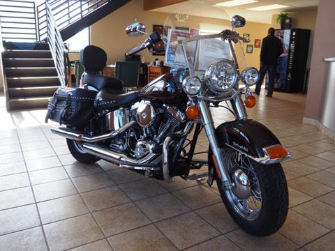 2011 Harley-Davidson FLSTC for sale in Thornton CO
