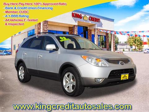 2008 Hyundai Veracruz for sale in Thornton, CO