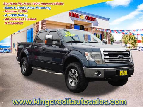2013 Ford F-150 for sale in Thornton, CO