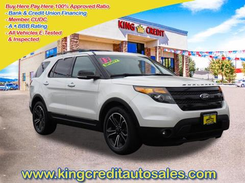 2013 Ford Explorer for sale in Thornton, CO
