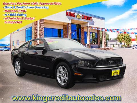 2014 Ford Mustang for sale in Thornton, CO