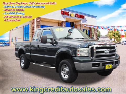 2006 Ford F-250 Super Duty for sale in Thornton, CO