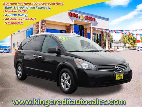 2007 Nissan Quest for sale in Thornton, CO