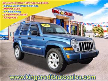 2006 Jeep Liberty for sale in Thornton, CO