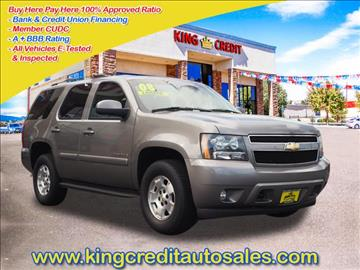 2008 Chevrolet Tahoe for sale in Thornton, CO