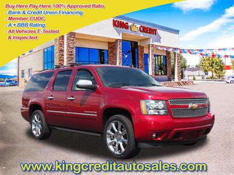 2010 Chevrolet Suburban for sale in Thornton, CO