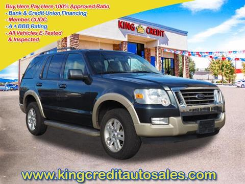 2010 Ford Explorer for sale in Thornton, CO
